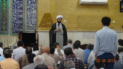 ایمانی رمضان مشهد